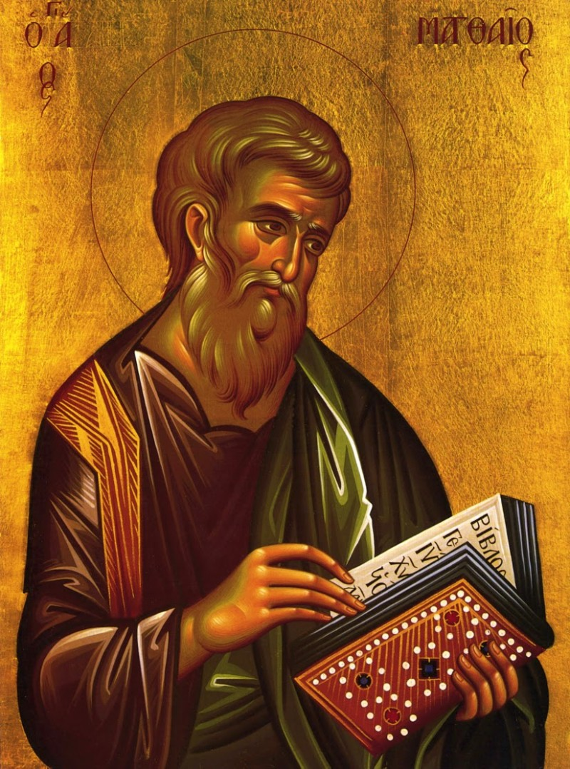 christ in gospel of matthew The gospel of matthew is the first book of the new testament, and is especially noted for jesus' sermon on the mount and his 8 beatitudes, the lord's prayer, and the.