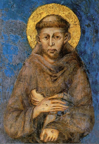 Saint Francis of Asissi
