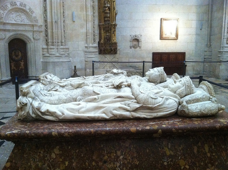Mortuary Chapel in the Cathedral of Burgos