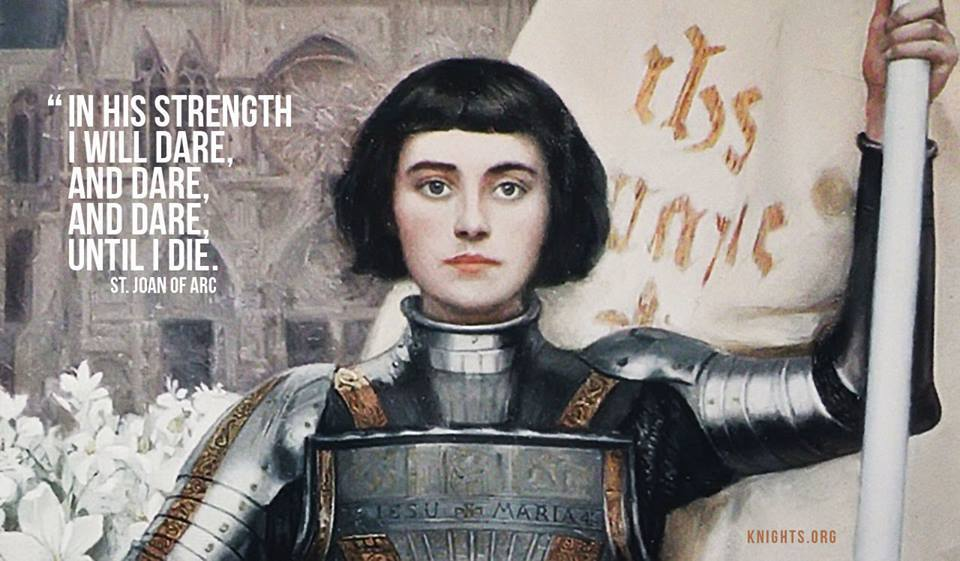 st joan of arc biography Joan of arc's place in history is assured perhaps her contribution to the history of human courage is greater than her significance in the political and military history of france she was victimized as much by a french civil conflict as by a war with a foreign power.