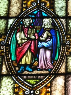 Saints Heinrich and Cunigunde / Saint Francis of Assisi