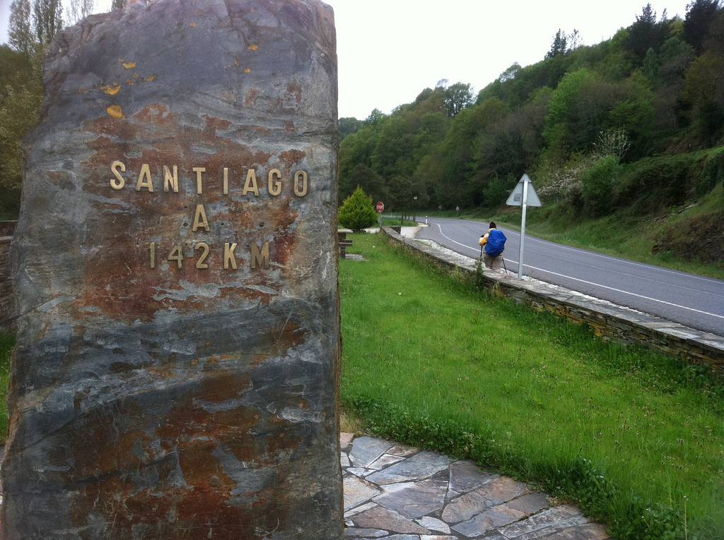 From Samos to Sarria