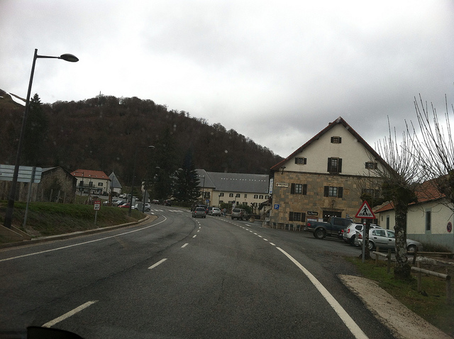 The Road to Roncesvalles