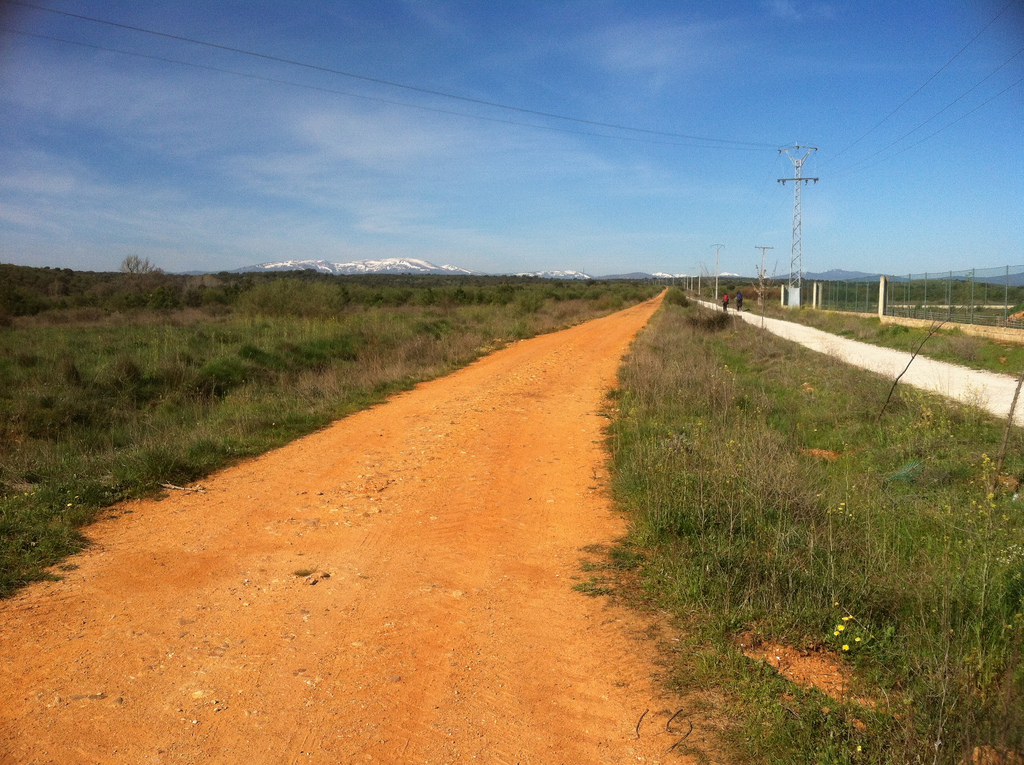 Walking from Astorga to El Ganso