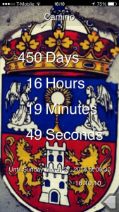 450 Days to Go